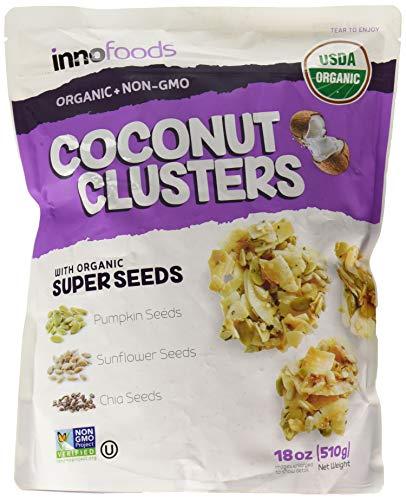 Coconut Clusters 18oz (Single)