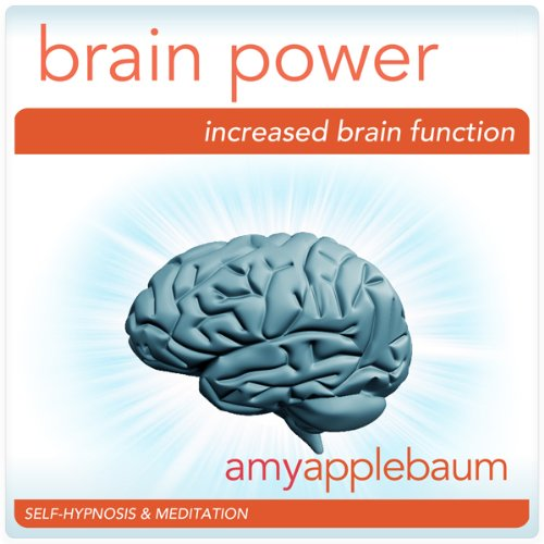 Increase Your Brain Power (Self-Hypnosis & Meditation) audiobook cover art