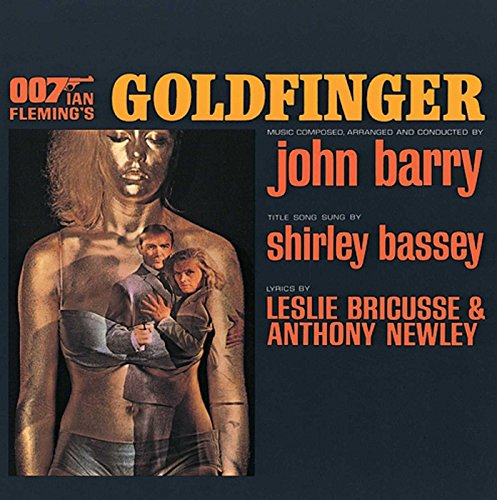 Goldfinger (007 - Soundtrack) [Vinilo]