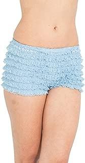 Malco Modes Womens Sexy Ruffle Panties Tanga Dance Bloomers Sissy Booty Shorts