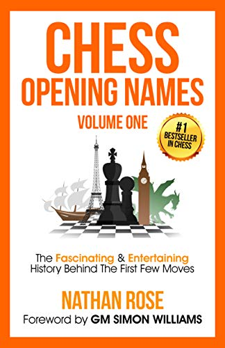 Chess Opening Names: The Fascinating & Entertaining History Behind The First Few Moves (The Chess Collection Book 1) (English Edition)