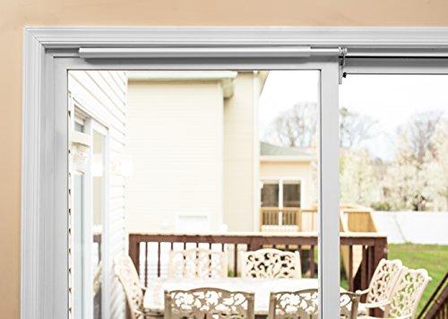 Slideback- Self Closing Sliding Patio Door Closer (Heavy Duty) for 5-6 ft Doors
