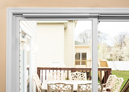 Slideback- Self Closing Sliding Patio Door Closer (Heavy Duty) for 5-6 ft Doors