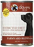 Dave's Pet Food Restricted Protein Diet Dog Food for Sensitive...