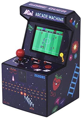 Mini-Arcade-Maschine, Produktreihe Daumen hoch – Retro Gaming, Freizeit & Weihnachten