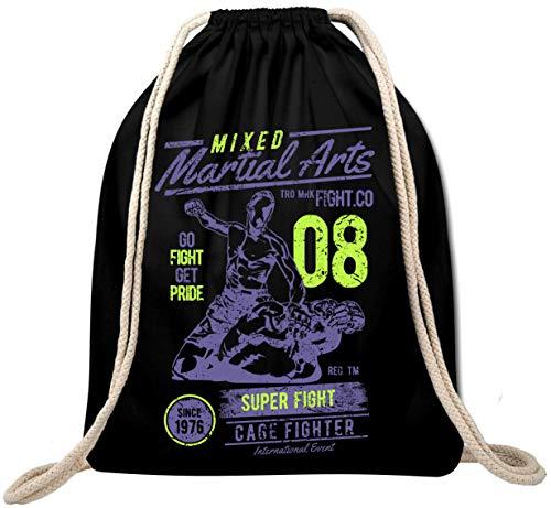 Ekate Mixed Martial Arts MMA UFC Boxing Gym Bag Backpack Gym Bag Backpack