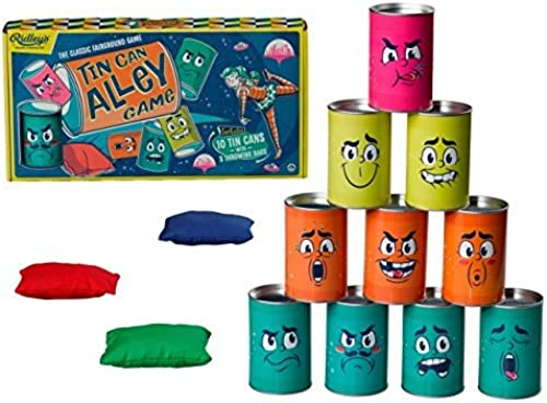 Ridley's de plein airs Tin Can Alley Set by Ridley's
