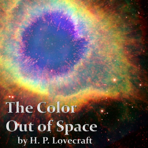 The Color Out of Space cover art