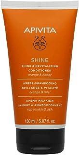Apivita - Acondicionador brillo y vitalidad naranja & miel