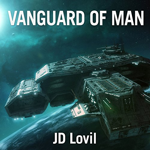Vanguard of Man audiobook cover art