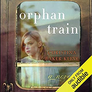 Orphan Train audiobook cover art