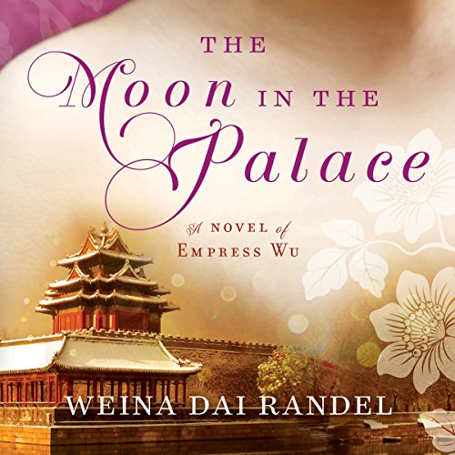 The Moon in the Palace audiobook cover art