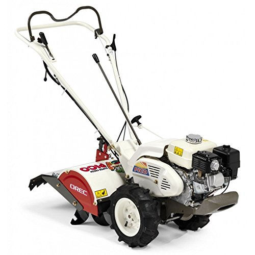Orec SF 600–Motocultor con fresa rotativa o contre-rotative–Motor Honda GXV160–4,0kW