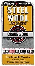 HOMAX PRODUCTS 10121000 Number 000 Steel Wool, 12-Pack