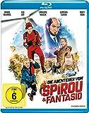 Die Abenteuer von Spirou & Fantasio [Blu-ray]