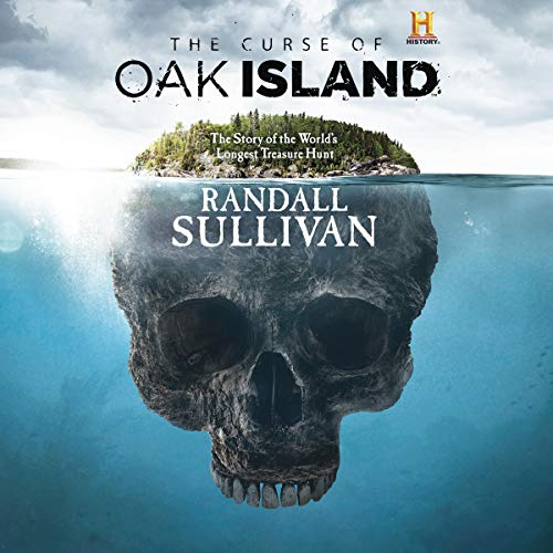 Couverture de The Curse of Oak Island