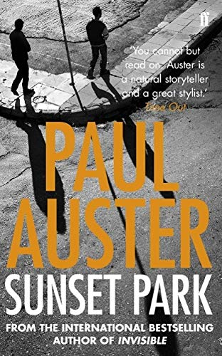 SUNSET PARK (ENGLISH): Paul Auster