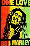 bob poster Hip-hop singer poster canvas Printed Poster bohemian reggae style posterLiving Room Bedroom Dormitory Wall Decoration Poster Teen Gift Frameless HD (A, 16X24inches)