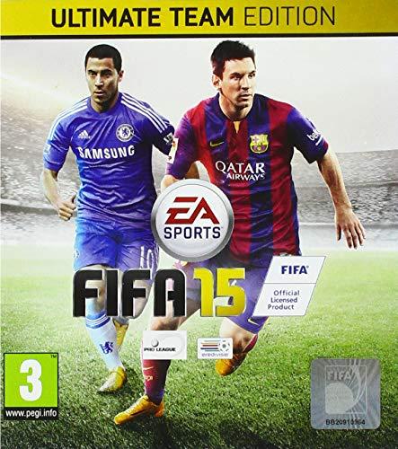 Electronic Arts FIFA 15 Ultimate Team Edition, PS4 Básica + DLC PlayStation 4 vídeo - Juego (PS4, PlayStation 4, Deportes, Modo multijugador, E (para todos))