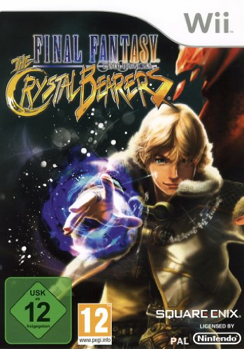 Final Fantasy Crystal Chronicles - The Crystal Bearers [Software Pyramide] [Importación alemana]