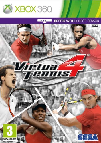 [UK-Import]Virtua Tennis 4 Game XBOX 360