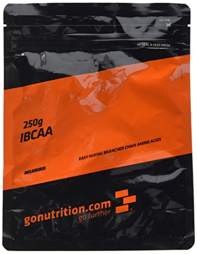 GoNutrition 250 g IBCAA Branched Chain Amino Acid Blend