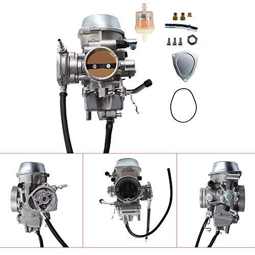 New Carb Fit for Yamaha Grizzly 600 660 YFM600 YFM660 ATV Carburetor Yamaha Grizzly 660