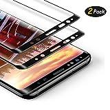 [2-Pack] Protector Pantalla Compatible con Samsung Galaxy Note 8, [9H Dureza] [Alta Definicion] [Anti Rasguños], Cristal Vidrio Templado/Protector de Pantalla para Samsung Galaxy Note 8