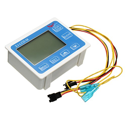 KUNSE G3/4 inch Flow Watersensor meter digitaal LCD-display Quantitative Control 1-60L/Mi