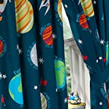 Solar System Lined Curtains 66' x 54' (168 x 137 C