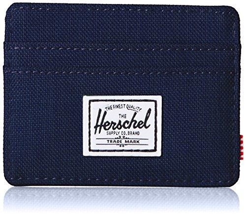 Herschel Supply Company Tarjetero 10045-00007-OS, Azul