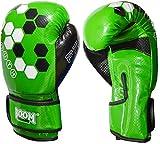 Boom Artes Guantes junior Niños boxeo MMA Marciales 6oz