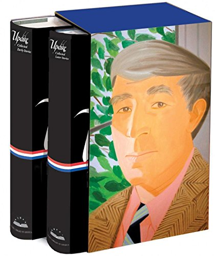 John Updike: The Collected Stories: A Library of America Boxed Set
