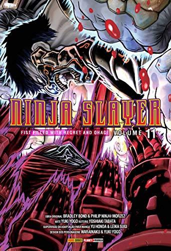 Ninja Slayer Vol. 11
