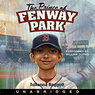 The Prince of Fenway Park cover art