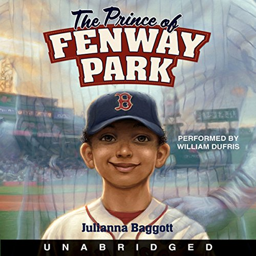 The Prince of Fenway Park audiobook cover art