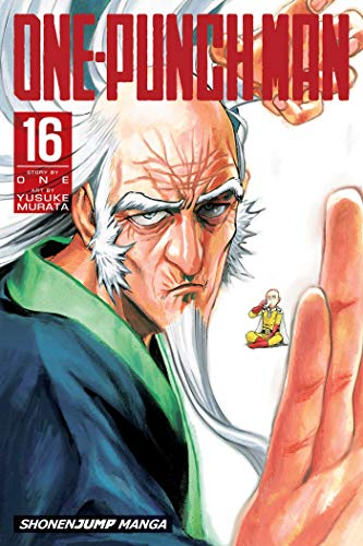 One-Punch Man, Vol. 16: Volume 16