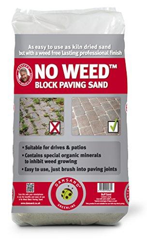Dansand Dansand No Weed Block Paving Sand - 20kg by Dansand