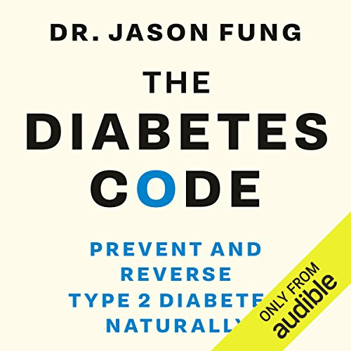 The Diabetes Code audiobook cover art