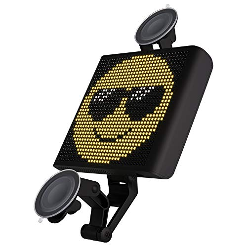 Mojipic Voice Controlled Emoji Car LED Display (Original)