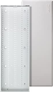 Leviton 47605-42W SMC Structured Media Enclosure with Cover, 42-Inch, White