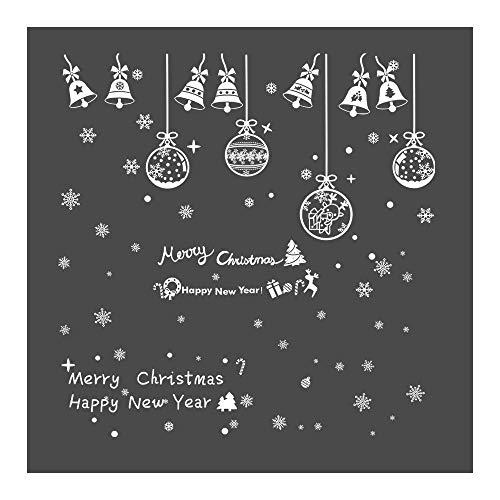 Adhesivos Navidad Ventana Marca Feliciay