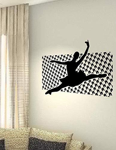 stickers muraux 3d new york Ballerine, Danse, Amour & Passion