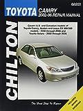 Chilton Total Car Care Toyota Camry, Avalon & Lexus ES 300/330 2002-2006 & Toyota Solara 2002-2008 Repair Manual (Chilton's Total Car Care Repair Manuals)
