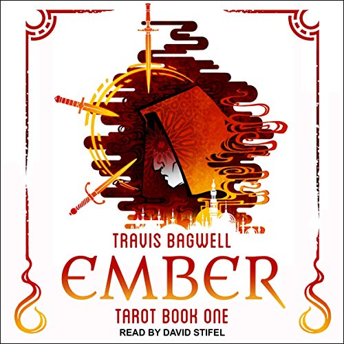 Awaken Online: Ember audiobook cover art