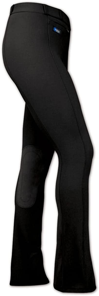Irideon Ladies Boot Cut Long Black S Tights Max Manufacturer OFFicial shop 50% OFF