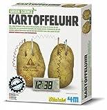4M 663275 - Green Science - Kartoffeluhr