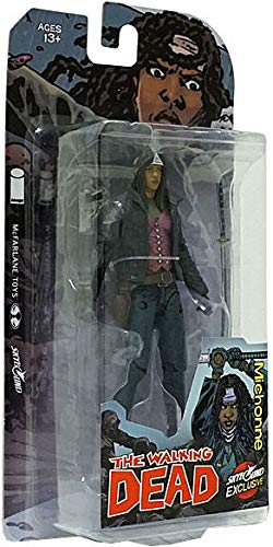 McFarlane Toys The Walking Dead Comic Book Michonne Exclusive Action Figure [Full Color]
