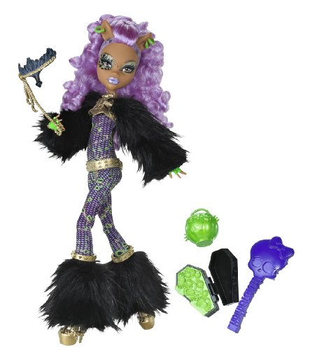 Monster High - BCH86 - Poupée - Halloween - Clawdeen