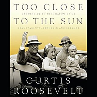 Too Close to the Sun audiobook cover art